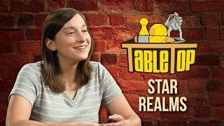 Download TableTop: Wil Wheaton Plays STAR REALMS with Melissa DeTora Video