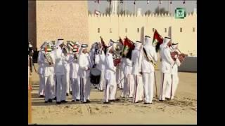 Download خادم الحرمين الشريفين يشرف حفل مهرجان الشيخ زايد التراثي Video