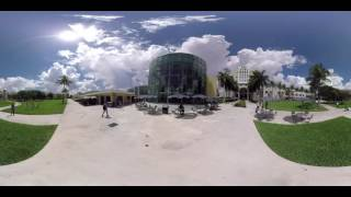 Download FIU Campus VR Visit Video