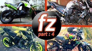 Download Yamaha FZ & FZ-S PART-4 ( modified 20 models ) Video