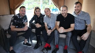 Download Stryker Interviews The Interrupters at KROQ's Summer Pool Party Video