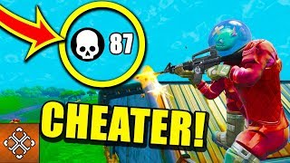 Download 6 Fortnite Cheaters That GOT WHAT THEY DESERVE Video