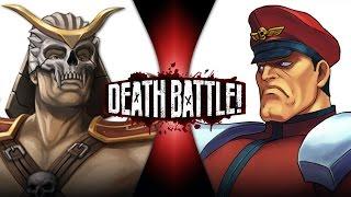 Download Shao Kahn VS M. Bison (Mortal Kombat VS Street Fighter) | DEATH BATTLE! Video