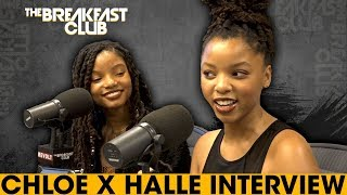 Download Chloe & Halle On Working & Getting Signed By Beyoncé, OTRII + Grownish Video