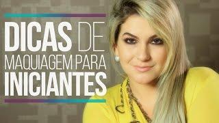 Download DICAS DE MAQUIAGEM PARA INICIANTES POR ALICE SALAZAR Video