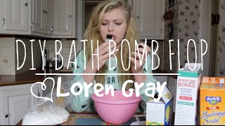 Download DIY BATH BOMB FLOP || Loren Gray Video