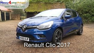 Download Renault Clio 2017 Review Video