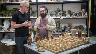 Download Weta Workshop Sculptor's Labyrinth Model Video