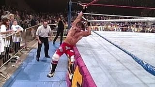 Download Shawn Michaels goes the distance in the 1995 Royal Rumble Match - Remember the Rumble Video