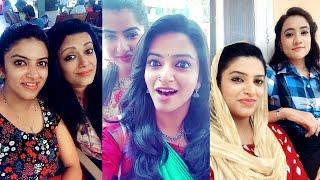 Download Bhaarya Serial Dubsmash Rahana Role Actress Lintu Rony Video