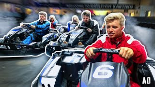 Download WORLD'S GREATEST GO KARTING RACE Video