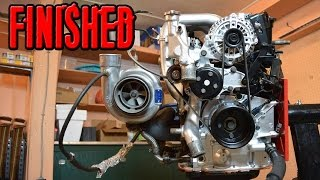 Download Finishing RX7 Engine Assembly Video
