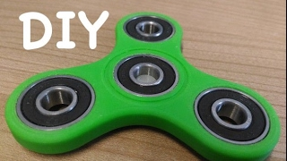Download HOW TO MAKE A FIDGET SPINNER Video