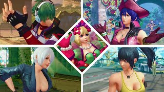 Download KOF XIV | ALL SPECIAL INTROS | DIALOGOS PRE-PELEA | SUB ESPAÑOL | BY COVENANTNEXUS13 Video