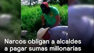 Download Narcos obligan a alcaldes a pagar sumas millonarias - Narco - En Punto con Denise Maerker Video