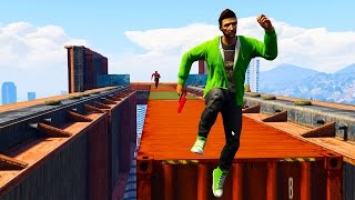 Download RUN FOR YOUR LIFE JELLY! (GTA 5 Funny Moments) Video