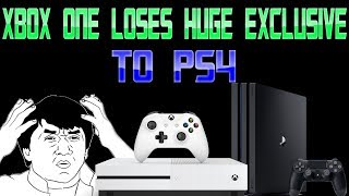 Download Xbox One Loses A Huge Exclusive Game To The PS4 At The WORST POSSIBLE TIME! Video