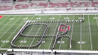 Download OSUMB Script Ohio at the 10 11 2014 Buckeye Invitational. Ohio State Marching Band TBDBITL Video