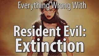 Download Everything Wrong With Resident Evil: Extinction Video