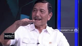 Download Luhut Bicara Progres Pembangunan Indonesia Video