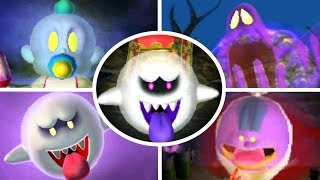 Download Luigi's Mansion 3DS - All Portrait Ghosts Bosses (Gold Portraits/A Rank) Video