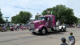 Download Rock On Trucks at St. Joseph, MN 4th of July Parade Video