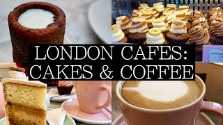 Download Must Visit CAKE CAFES in London! Video