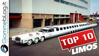 Download TOP 10 Limo Car in the World .. Vehicles You Didn't Know Existed Video