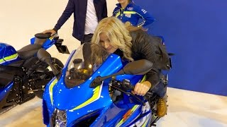 Download Motorcycle Live Extra, Suzuki GSX-R1000, Scott Redding, latest BMW's Bike World Show Video