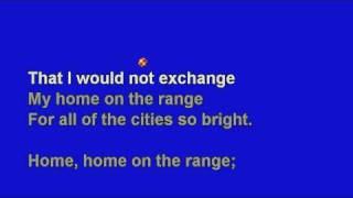 Download Home On The Range Video