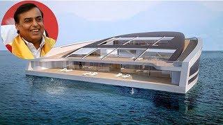 Download मुकेश अंबानी ने खरीदा पानी पर चलता फिरता महल | Mukesh Ambani' Luxury Yacht Video