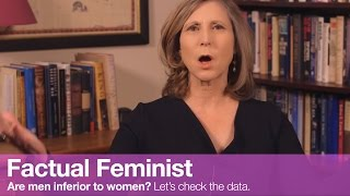 Download Are men inferior to women? Let's check the data | FACTUAL FEMINIST Video