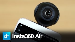 Download Insta360 Air 360 Degree Smartphone Camera - Hands On Review Video