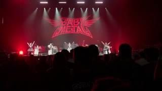 Download BABYMETAL DEATH - BABYMETAL [ LIVE ] Little Rock, AR Video