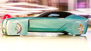 Download Rolls-Royce Vision REVIEW IN DETAIL Walkaround Rolls-Royce Autonomous Car Electric CARJAM Video