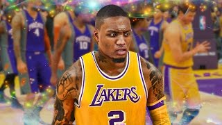 Download DAMIAN LILLARD CHALLENGE   CRAZY GAMEWINNER & COMEBACK   NBA 2k17 MyCareer Video