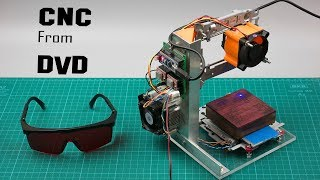 Download DIY Arduino based CNC laser engraver from DVD drive Video