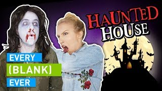 Download EVERY HAUNTED HOUSE EVER Video