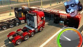 Download O ACIDENTE do RATÃO!!! - Euro Truck Simulator 2 MP!!! Video
