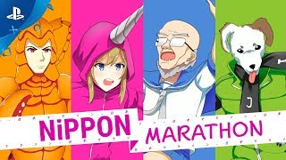 Download Nippon Marathon - Launch Trailer | PS4 Video