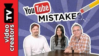 Download Top 8 Mistakes New YouTubers Make Video