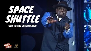 Download Cedric The Entertainer ″Space Shuttle″ ″Kings of Comedy″ Video