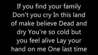 Download Breaking Benjamin - So Cold lyrics Video