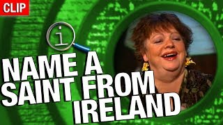 Download QI | Name A Saint From Ireland Video