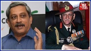 Download Manohar Parrikar Backs Army Chief Bipin Rawat, Says 'Warning Justified' Video