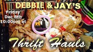 Download Thrifty Business Thrift Haul #49 With Debbie Wieder Video
