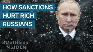 Download How Sanctions On Russia Hurt Putin's Closest Allies Video
