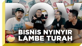 Download POV - BISNIS NYINYIR ALA LAMBE TURAH feat. MAJELIS LUCU INDONESIA Video