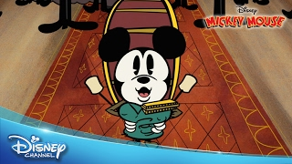 Download Mickey Mouse Short - One Man Band | Official Disney Channel Africa Video