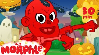 Download My Magic Halloween With Morphle and the witch kid! Morphle Super hero Halloween. videos for kids Video